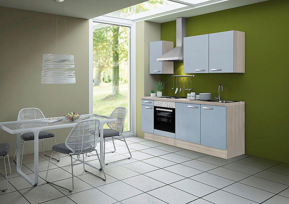 OPTIFIT Küchenzeile ohne EGeräte »Skagen, Breite 210 cm