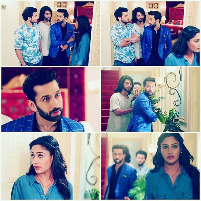 Anika tells she has another plan lets check swetlana room #ishqbaaaz #ishqbaaz