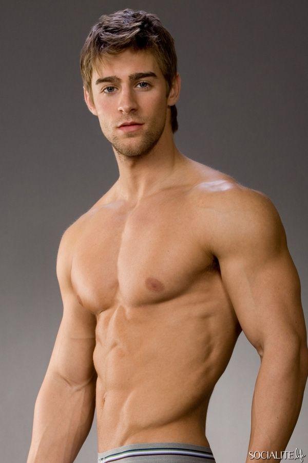 Model Luke Guldan shirtless and in underwear 35 | luke ...