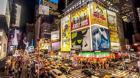 Hotels Near Nyc Broadway Theaters It S Easier To Find An Affordable Room Times