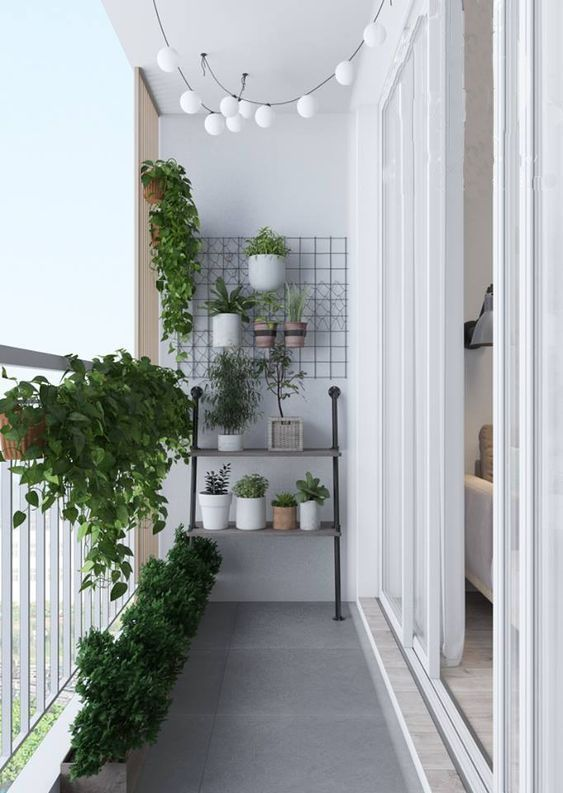 65 GENIUS WAYS TO TURN YOUR TINY OUTDOOR BALCONY SPACE INTO A RELAXING NOOK – Page 60 of 65 -…