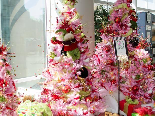 Colorful Christmas Trees Trees, Christmas trees and Merry christmas