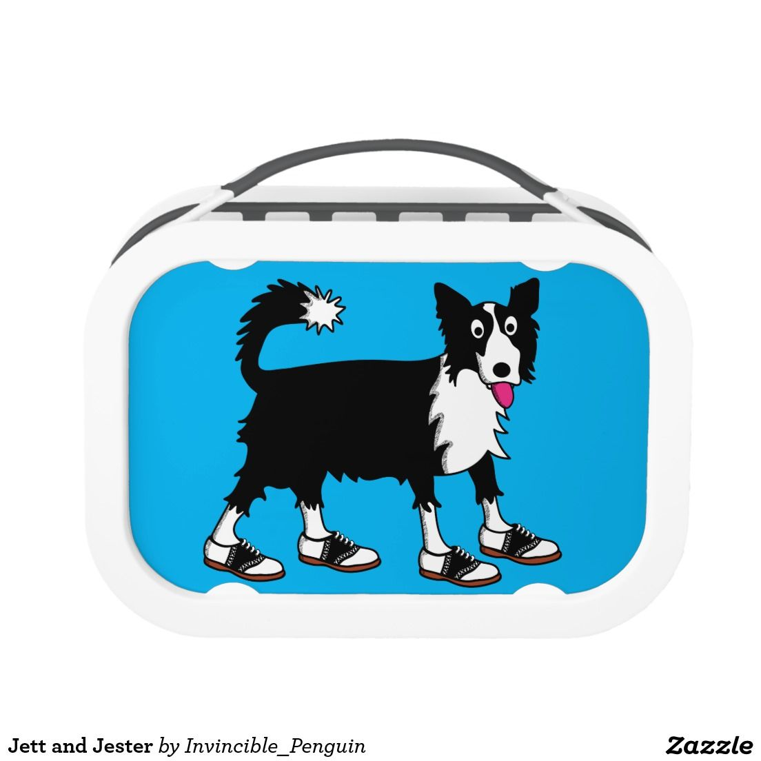 Jett And Jester Lunch Box
