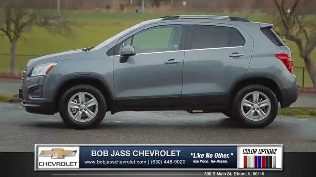 2015 Chevrolet Trax Walk Around Review Bob Jass Chevrolet