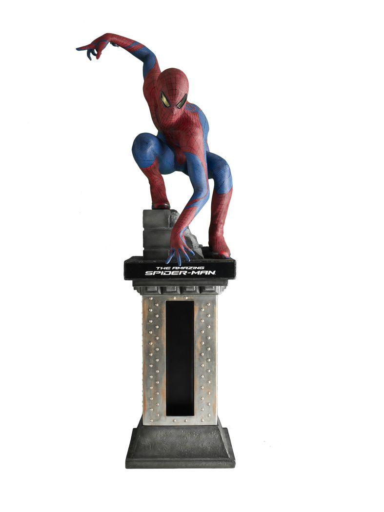 Amazing Spider Man Life Size Figure Amazing Spiderman Amazing Spiderman Movie Spiderman
