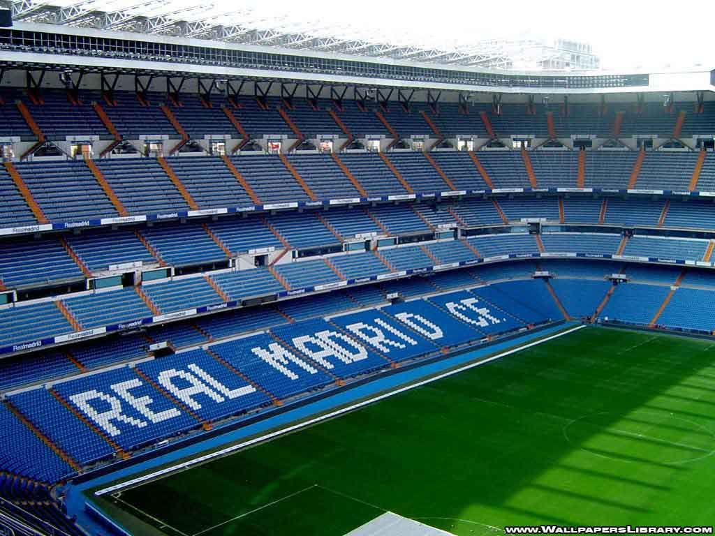 El Estadio Santiago Bernabeu Del Equipo Real Madrid fcc9f6c75735f