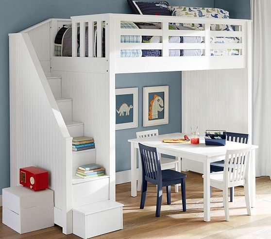 pottery barn kids bunk beds bedroom - Google Search | MATI ...