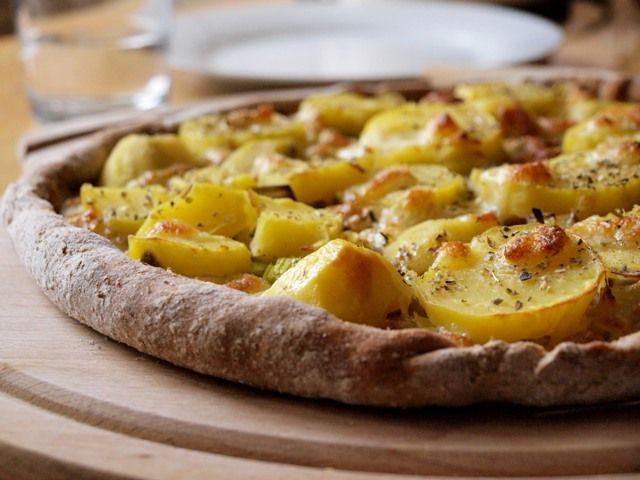 Crispy Biscuits: Pyszna, zdrowa, dietetyczna pizza