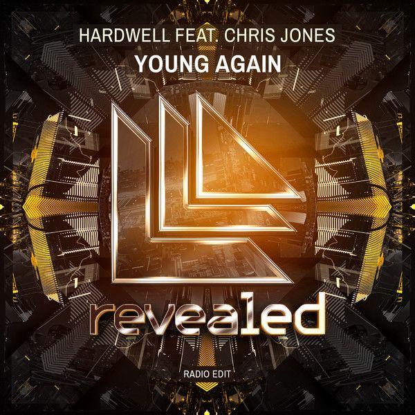 Hardwell - Young Again (feat  Chris Jones) - Single [iTunes Plus AAC