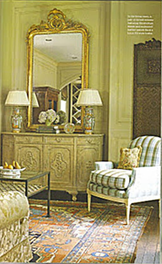 From the magazine, COUNTRY FRENCH, Meredith Specials