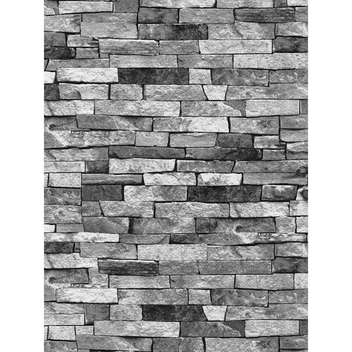Moroccan Wall Natural Slate Stone Wallpaper Arthouse