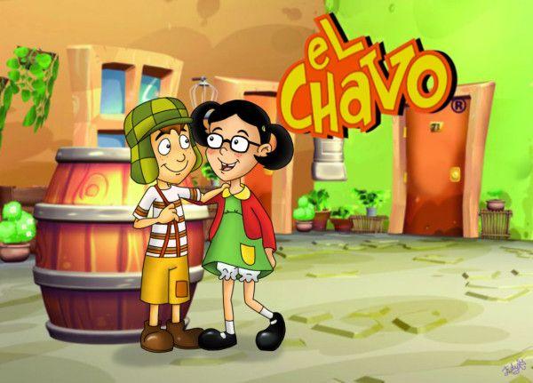 Chavo Del 8 Characters Google Search Chavo Del 8 Animado Chavo Del 8 Dibujo Chavo 8