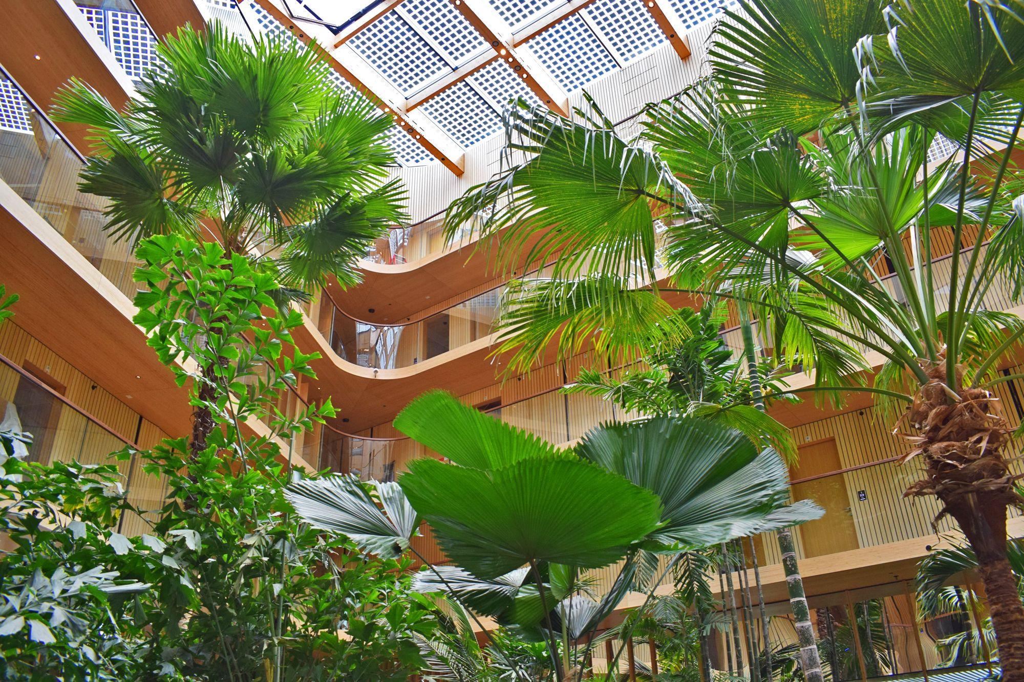 Hotel Jakarta Amsterdam Hotel Jakarta Gebouwen