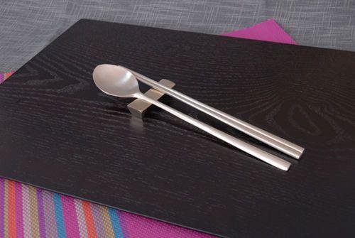 [by Artisan Jin-Ho Lee]Korean Bangjja Yugi Spoon Sets