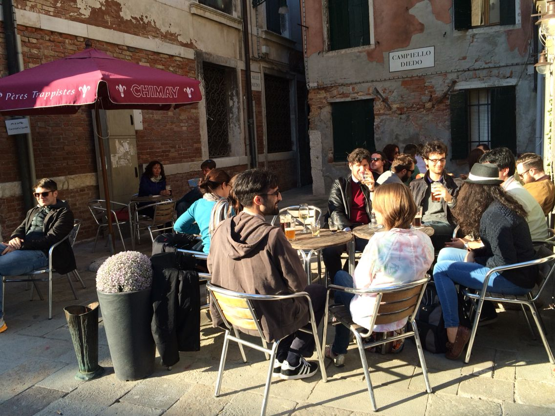 Pub il santo bevitore Venezia
