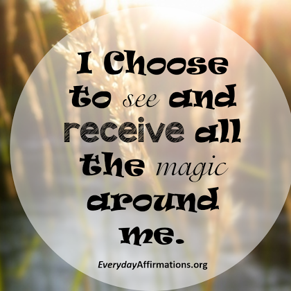 Daily Affirmations 11 December 2016