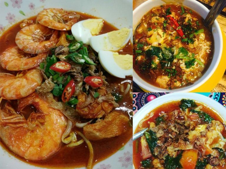 Kami Bukan Sahaja Berikan Resepi Mee Bandung Yang Sangat Sedap Dengan Dua Versi Tapi Juga Tips Untuk Pekatkan Kuah Resep Masakan Malaysia Resep Makanan Makanan