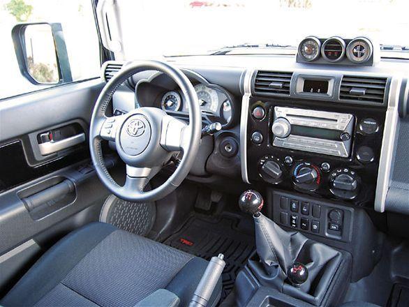 2007 Toyota Fj Cruiser Trd Steering Interior Fj Cruiser Toyota