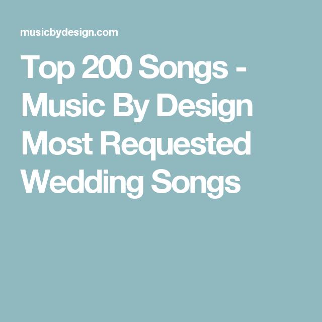 Top 200 Songs