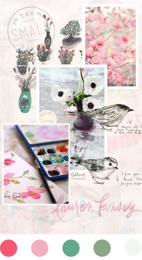 Pinterest Pretties - Spring Collection