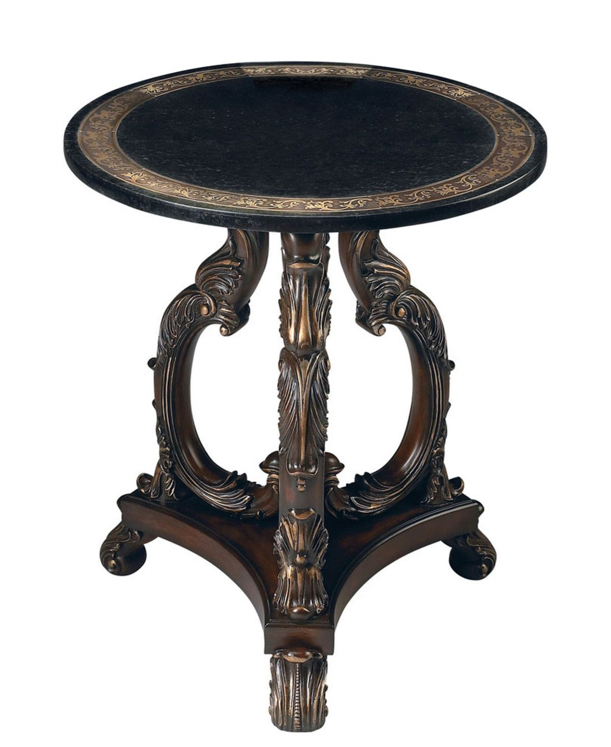 Butler Specialty Closeout Butler Lafayette Stone Accent Table