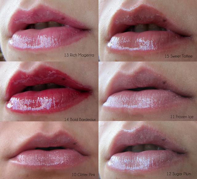 Lidl Novosti Cien Kozmetika Cherry Colors Cosmetics Heaven