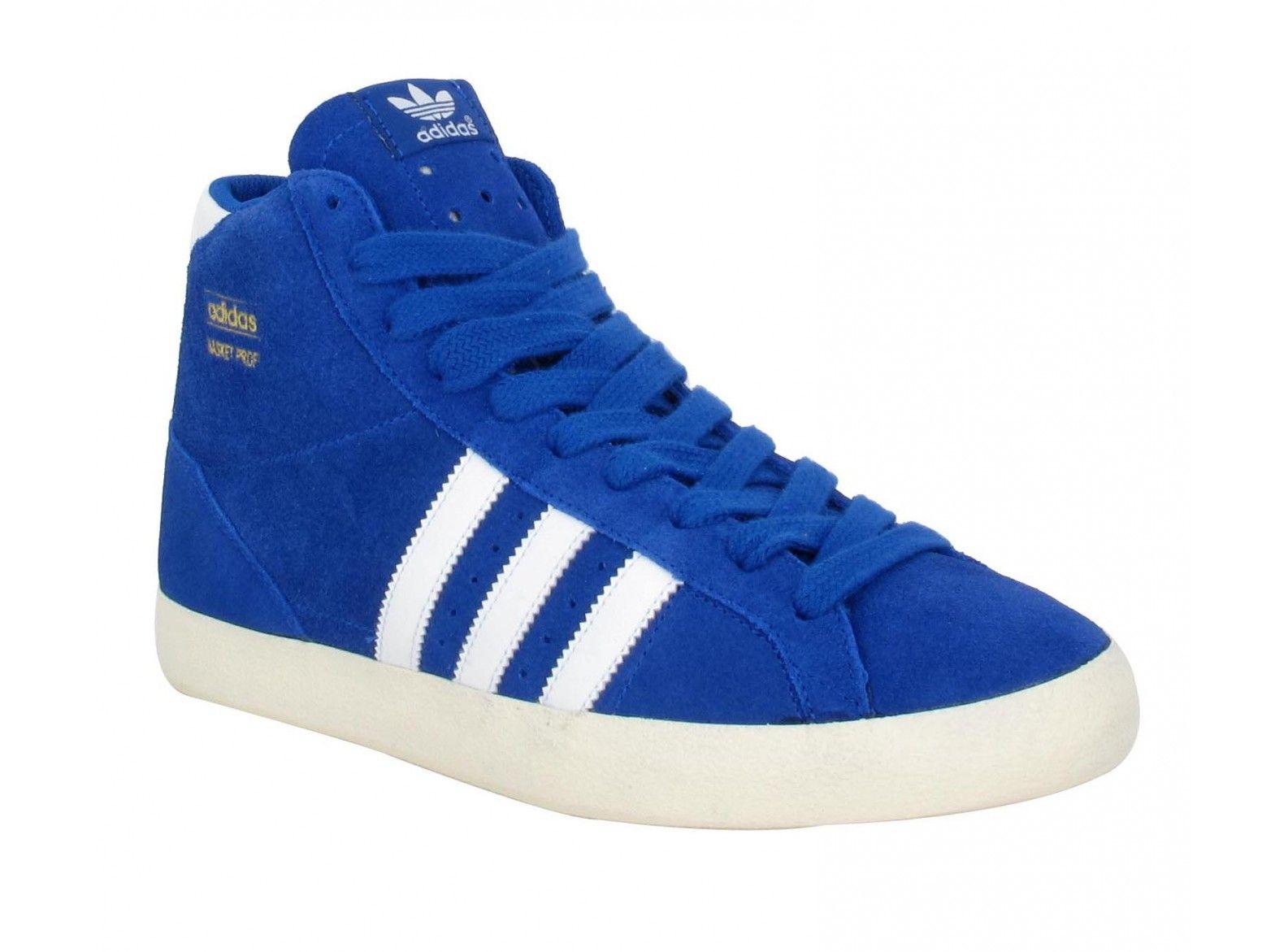 adidas chaussures homme bleu