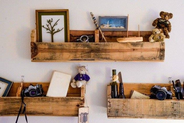 Wooden Pallet Upcycling Ideas Homemade Furniture Pallet Wood