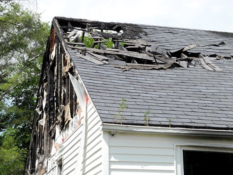 Should You File That Insurance Claim For Roof Damage Roofingtips With Images Roof Damage Roof Restoration Roof