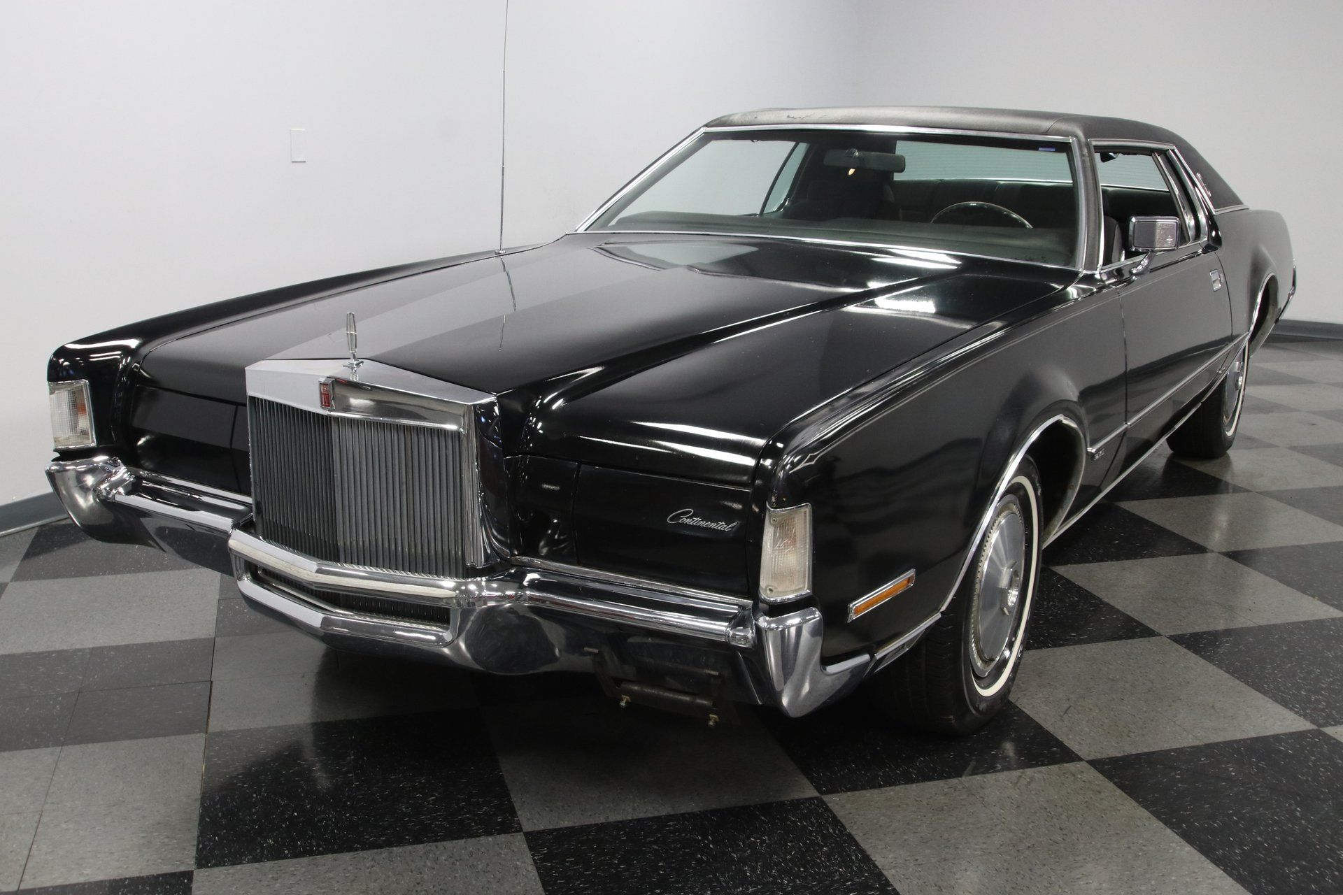 1972 Lincoln Continental Mark Iv Lincoln Continental Lincoln Cars Classic Cars