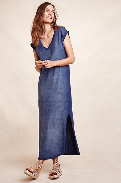 659ef04b7a6 This is the perfect comfortable dress. Cloth & Stone Nila T-Shirt Dress