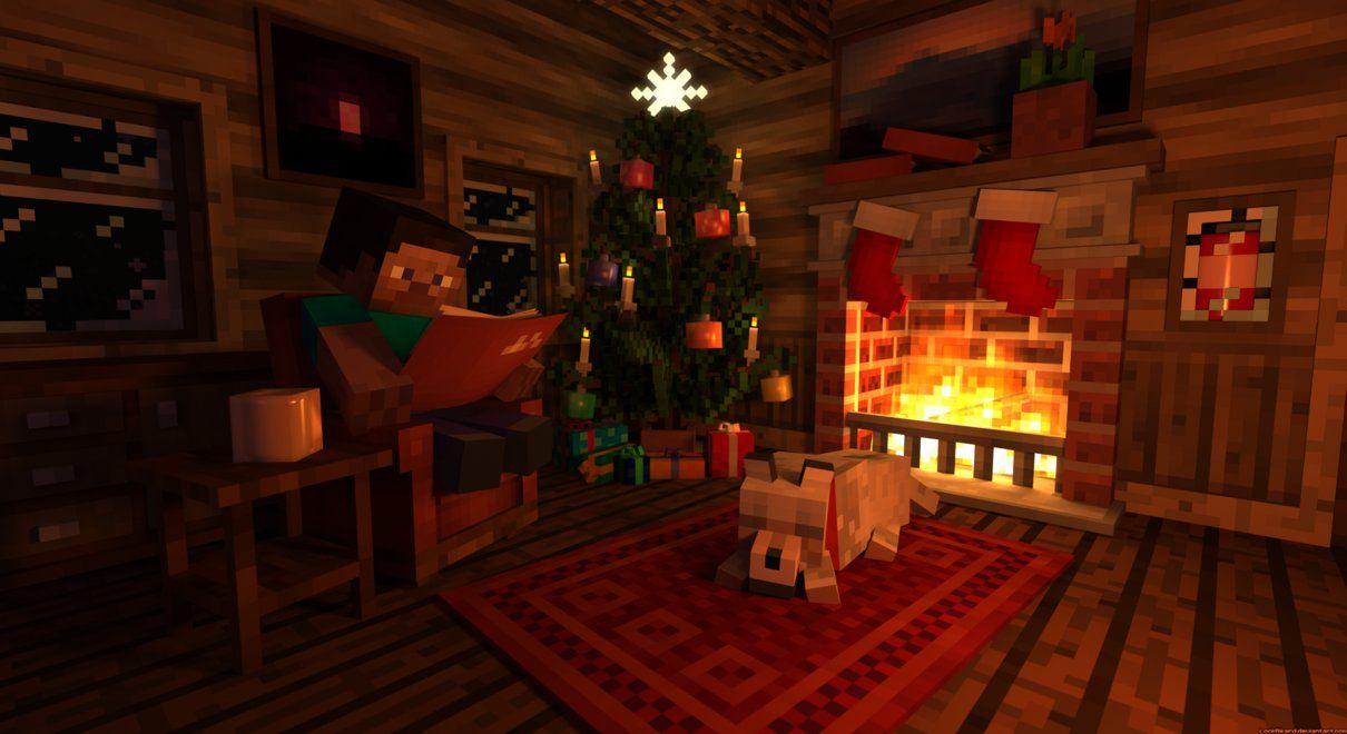 Popular Wallpaper Minecraft Christmas - 5144a750b70ecc40f94c1a8d0cbe122d  Trends_664100.jpg