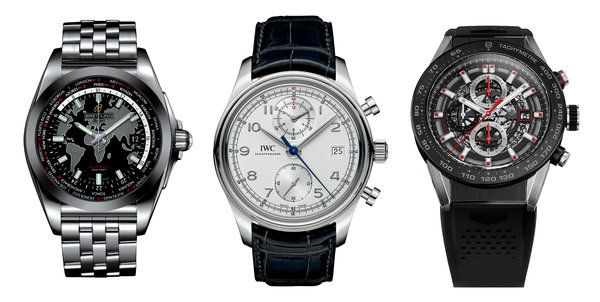 Behind a Watch's Elegant Face, Some Valuable Mechanisms - The New York Times