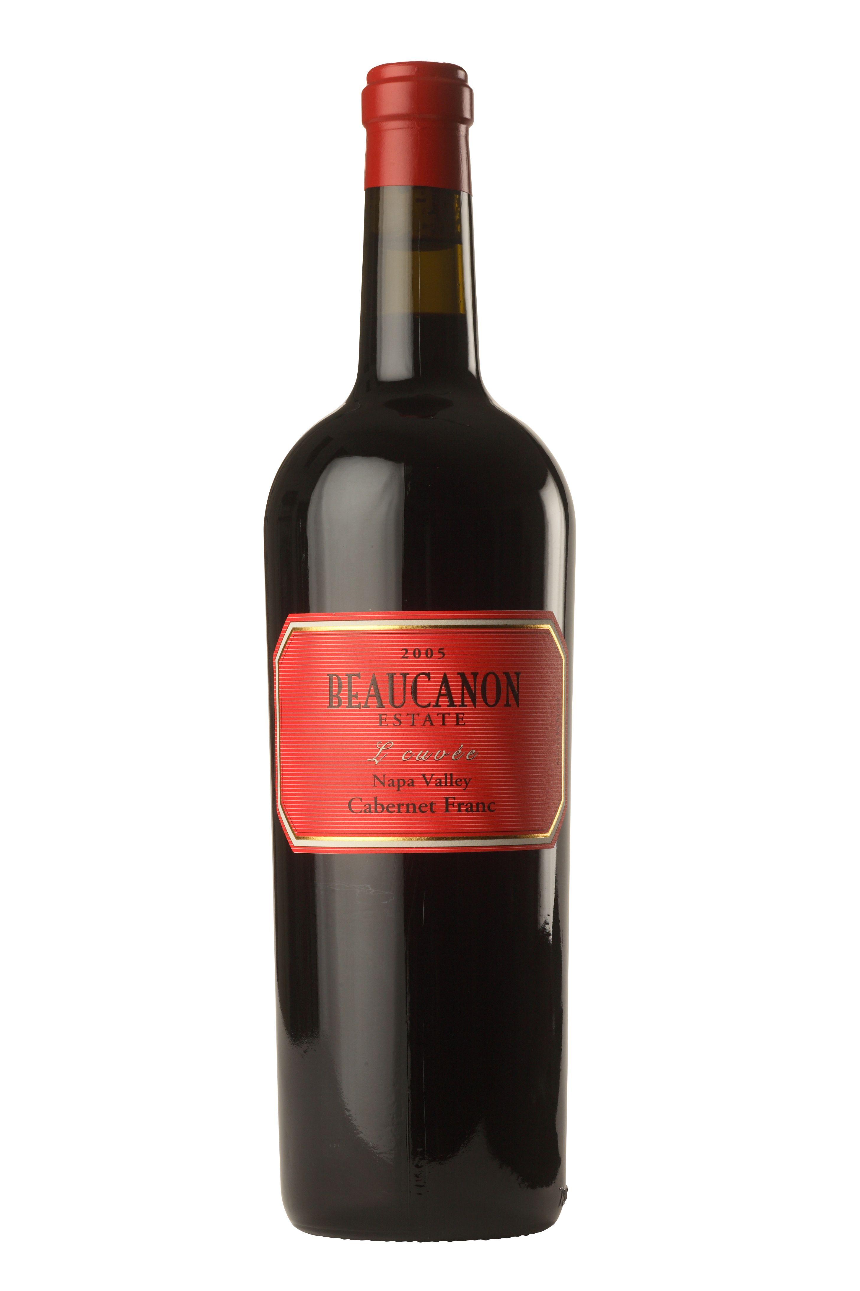 Cabernet Franc 05 Beaucanon Ateliercavistes Californie Wine Bottle Alcoholic Drinks Wines