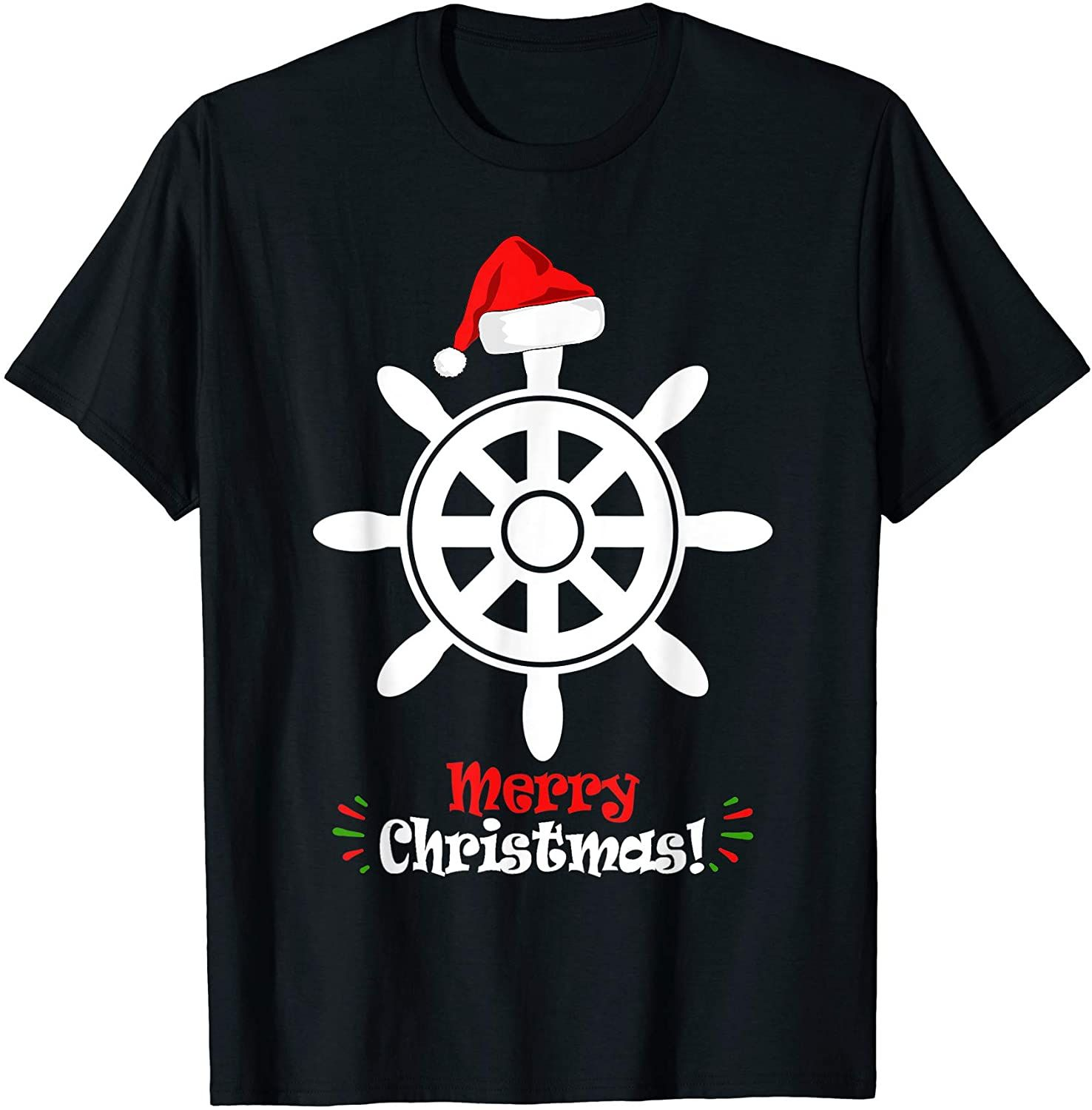 Boat owner novelty christmas gift idea tshirt in 2020