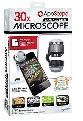 Digital Microscope for Mobile Phones & Tablets AppScope Quick Attach 2 available https://t.co/HRqCoq7mik https://t.co/zomG1bimrc
