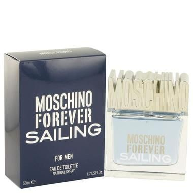 Moschino Forever Sailing by Moschino Eau De Toilette Spray 1.7 oz