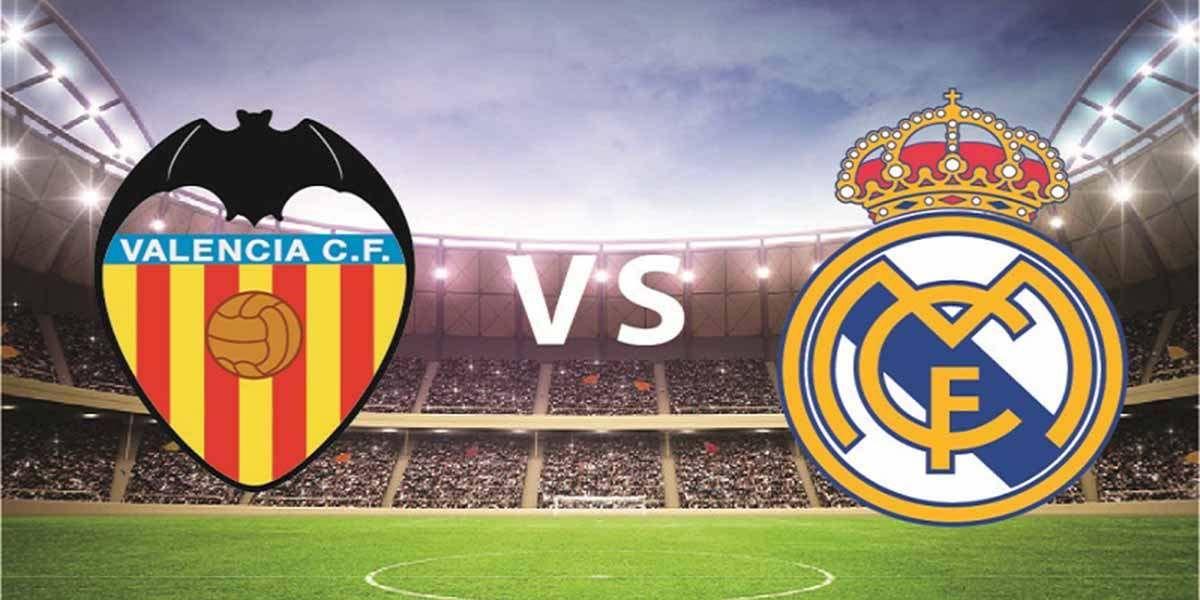 Jadwal Bola Hari Ini Pertandingan Valencia Vs Real Madrid