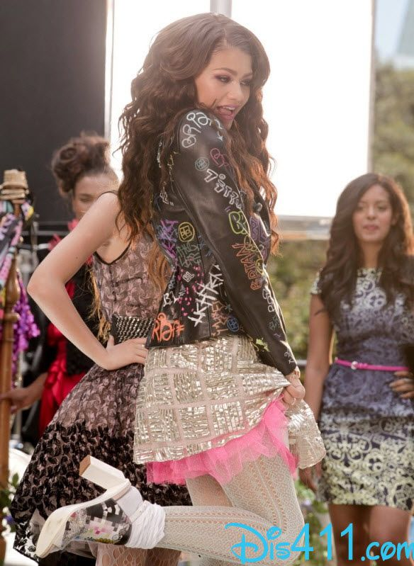 Zendaya Fashion Is My Kryptonite Music Video With Images