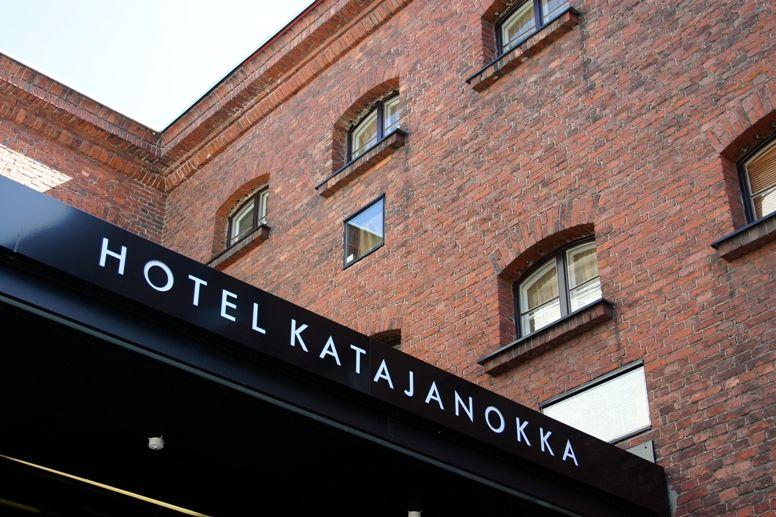 Etusivu - Moderni hotelli historiallisessa vankilamiljöössä Helsingin keskustassa