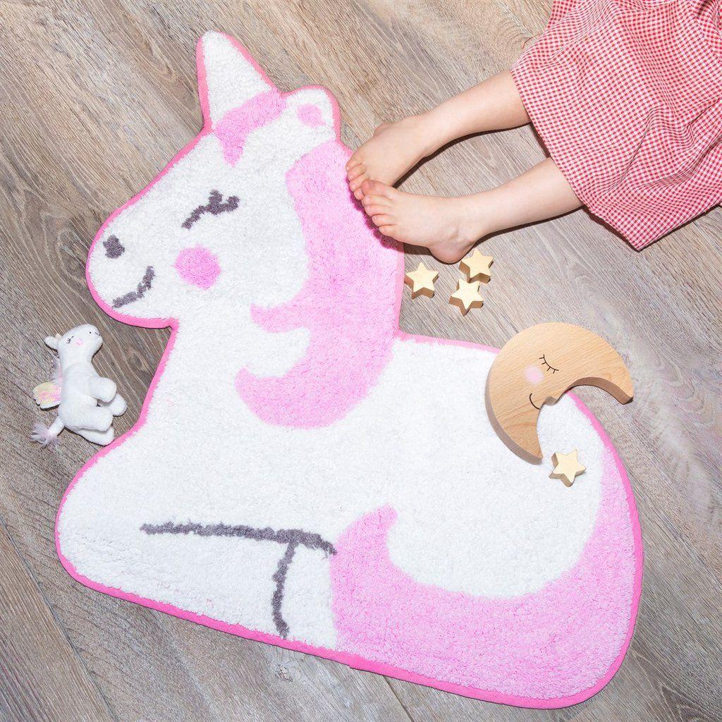 Photo of Betty The Unicorn Rug