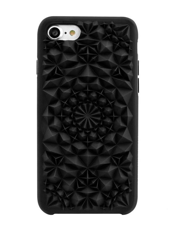 133af0dde46 Matte Black Kaleidoscope Case   Fundas iphone   Pinterest