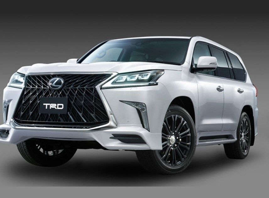 2020 Lexus LX 570 Preview, Price, and Availability