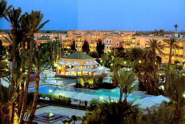 Marokko Palmeraie Golf Palace Marrekesh Morroco