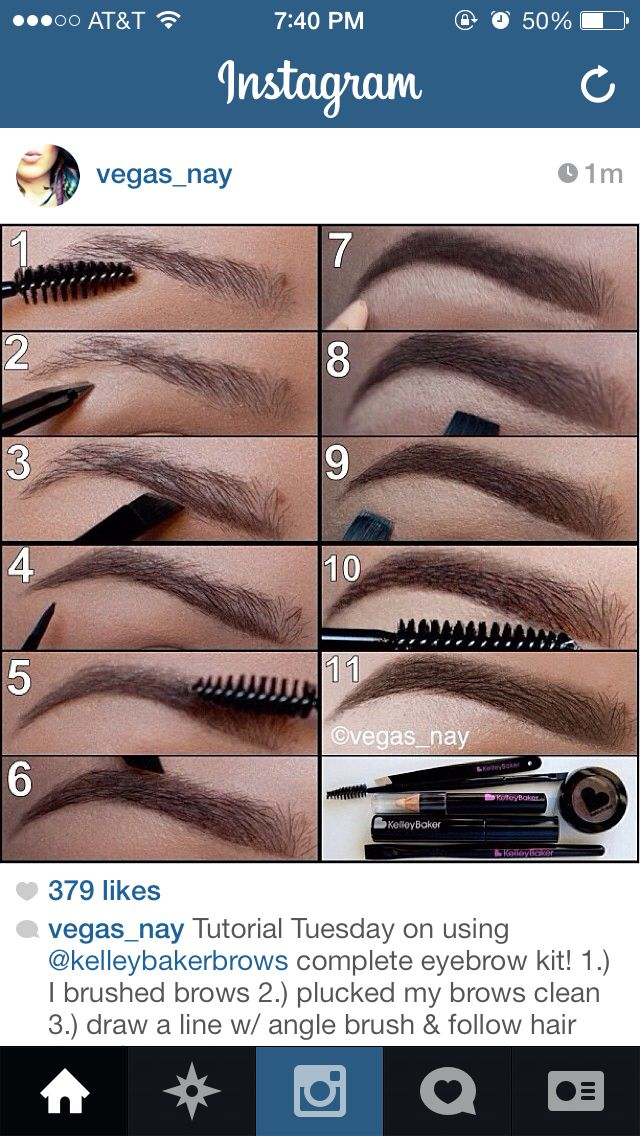 Eyebrow Shaping 101 Pluck The Perfect Eyebrows Hair And Make Up