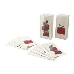 Papel regalo y bolsas Navidad