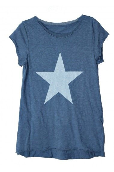 Camiseta azul  Star