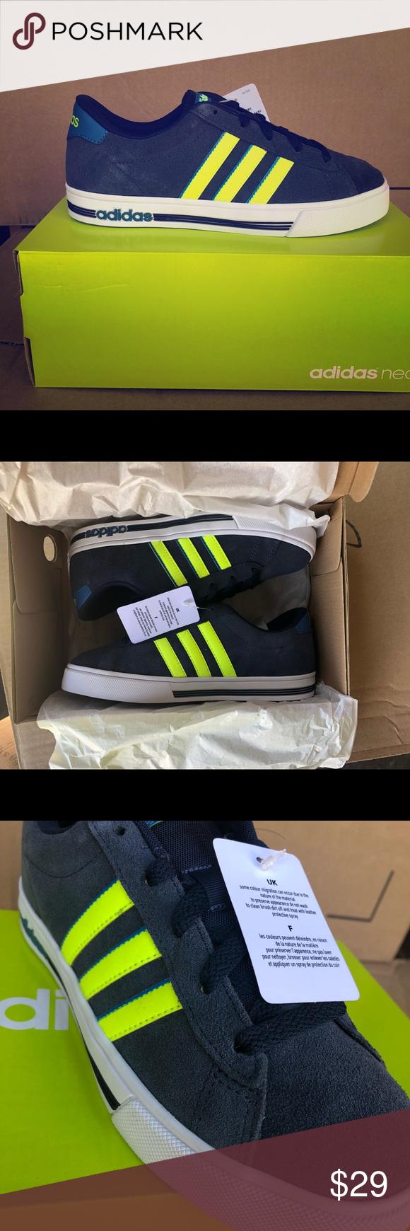 Adidas Daily Team K Kids Shoes BC0156 K3 Boutique | POSHMARK