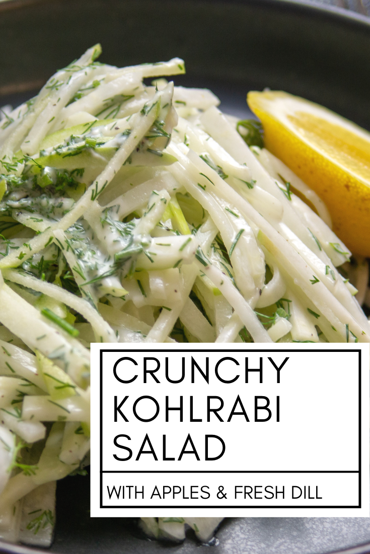 How to use Kohlrabi: A Quick Salad and a Crispy Fry | How To Make Dinner