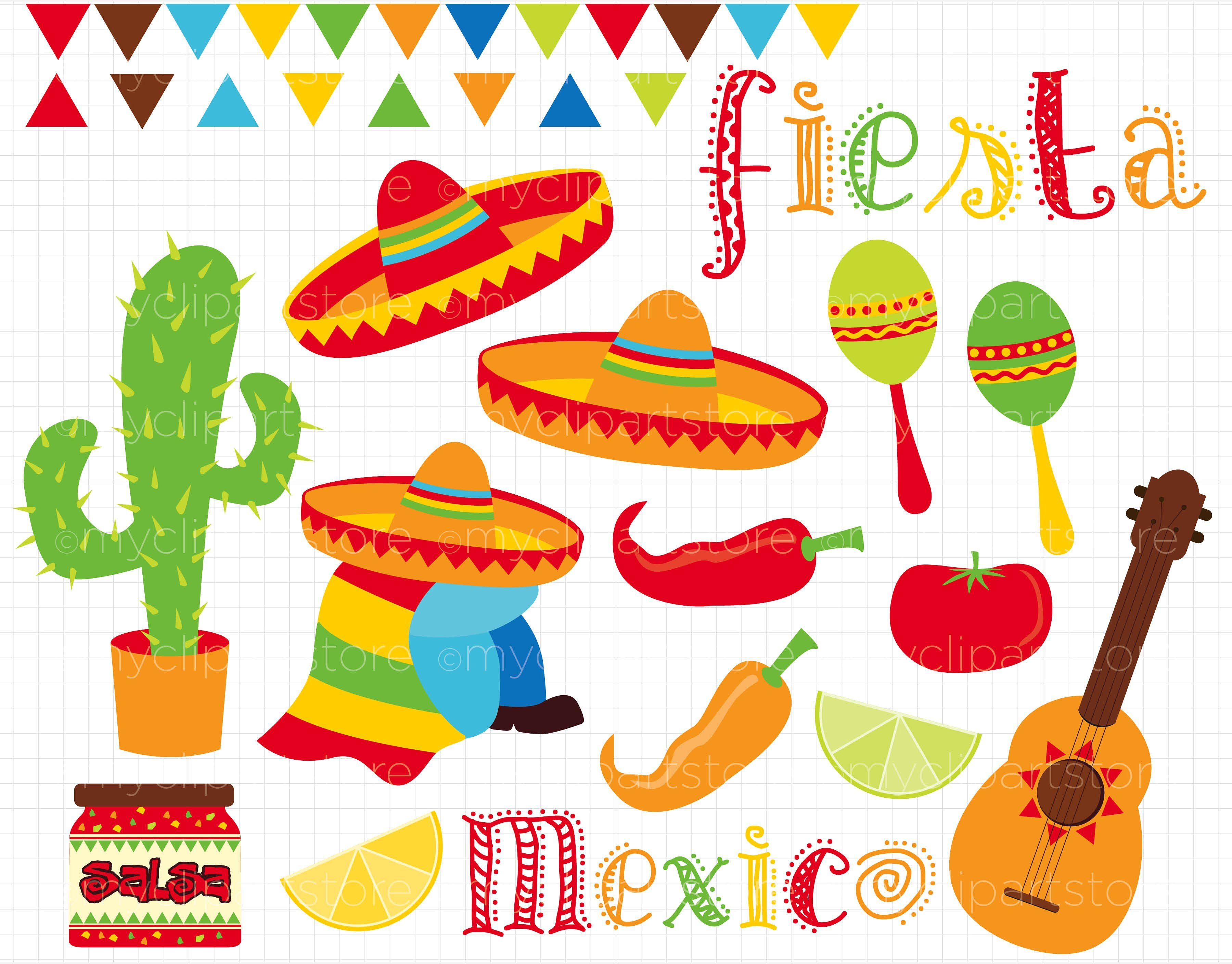 Cinco De Mayo Vector Clipart Illustrator Eps Png Transparent